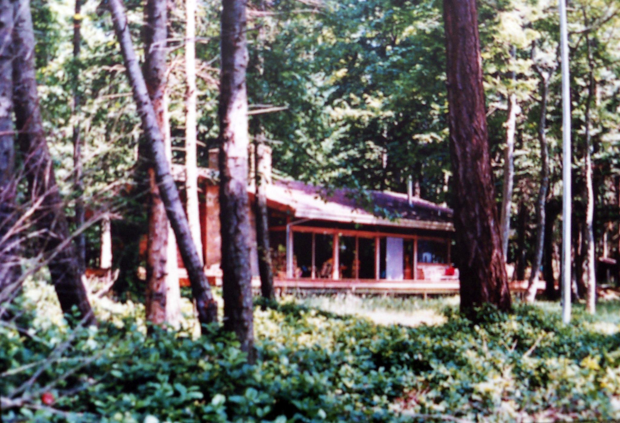 Cabin Decourcy Inland Photo